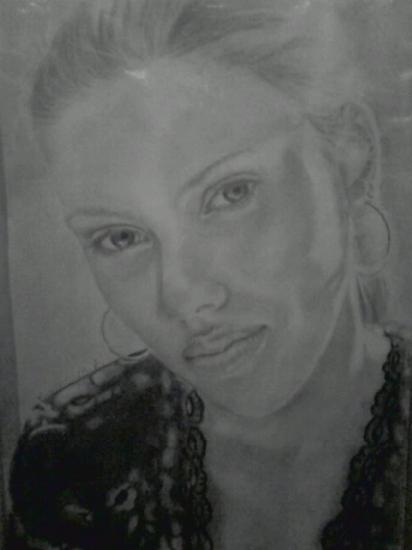 Scarlett Johansson by Sorella